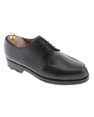Derby shoe Center 51 8172 Bob black leather
