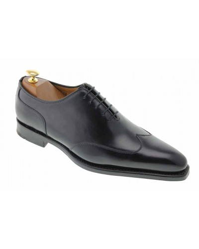 Oxford shoe John Mendson 9512 black leather