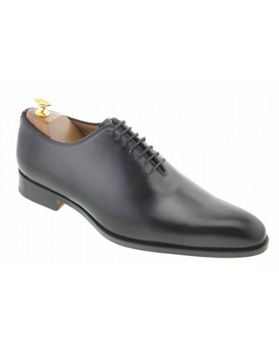 Richelieu Baxton 9716 cuir noir
