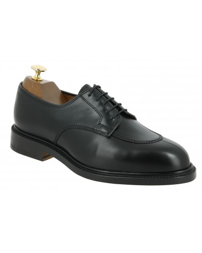 Derby shoe John Mendson 4220 black leather