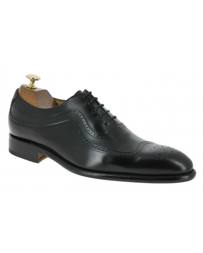 Oxford shoe Berwick 2711 black leather