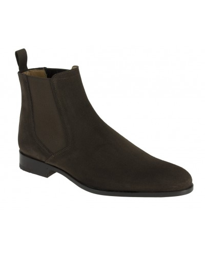 Boot Baxton 9715 brown suede