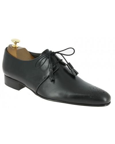 Derbie new Italianissimo derbus cuir noir