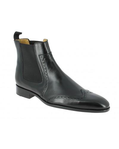 Bottine Baxton 11269 cuir noir