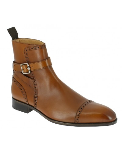 Boot Baxton 11267 blond leather