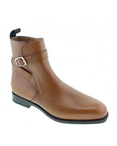 Bottine John Mendson 6191 cuir blond