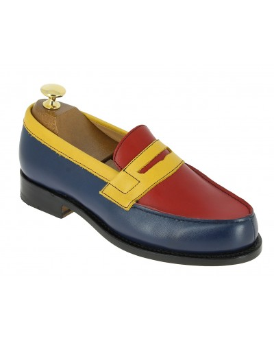 Moccasin Woman Center 51 0622 Wendy multicoloured marvel
