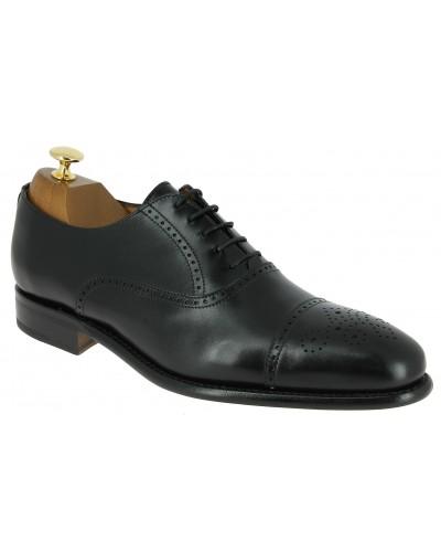 Richelieu Berwick 2784 cuir noir