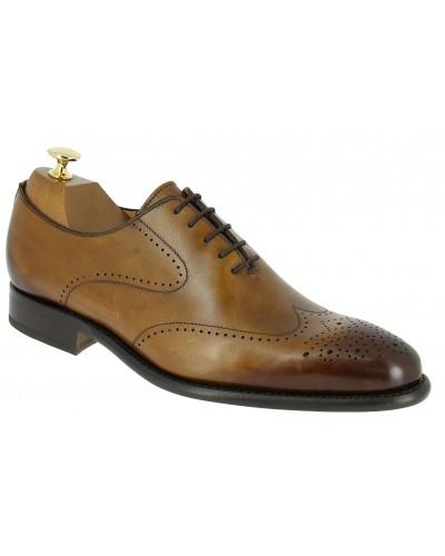 Richelieu Berwick 3811 cuir marron