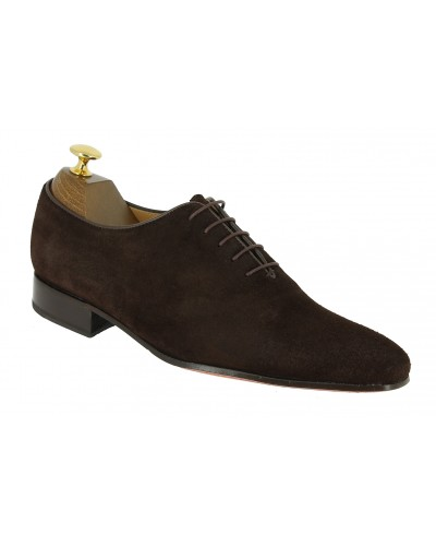 Richelieu Center 51 classico 6236 daim marron