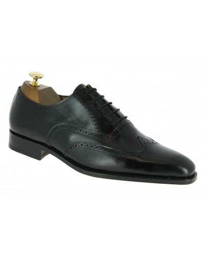 Oxford shoe Center 51 12084 Hurt black leather