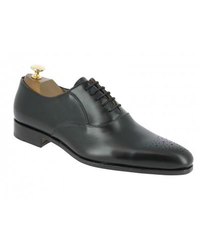 Oxford shoe Baxton 12088 Stan black leather