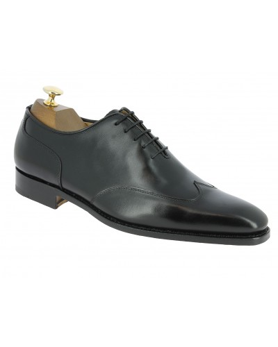 Oxford shoe Center 51 12421 Washington black leather