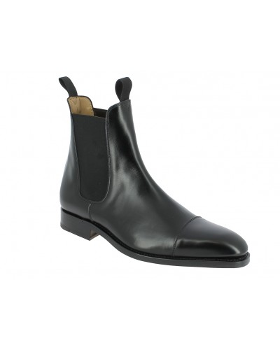 Boot Center 51 12494 Abe black leather
