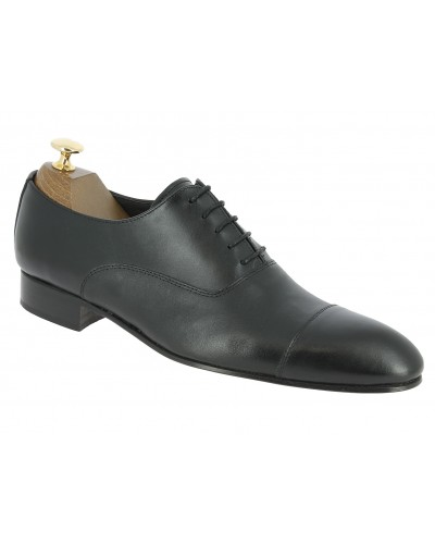 Oxford shoe New Italianissimo Ritchie black leather