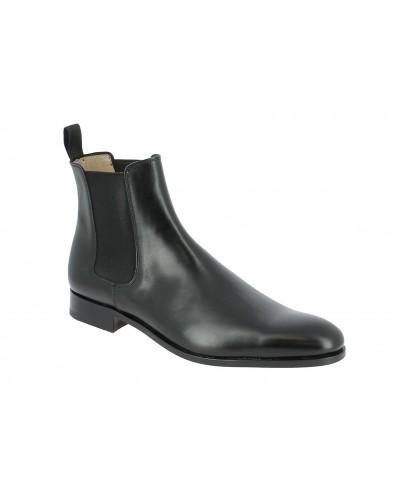 Boot Baxton 11305 Rock black leather