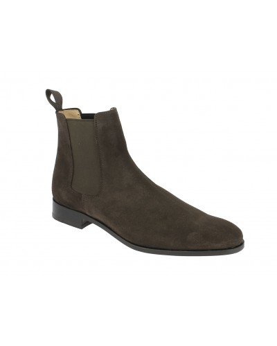 Boot Baxton 11305 Rock brown suede