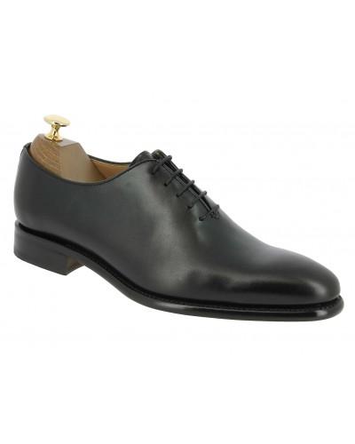Oxford shoe Berwick 2585 black leather