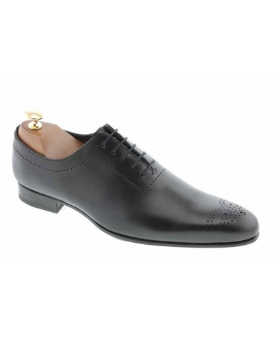 Oxford shoe Baxton  8769 black leather