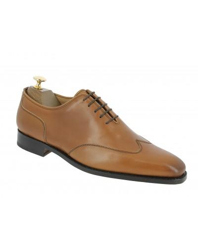 Oxford shoe Center 51 12421 Washington blond leather