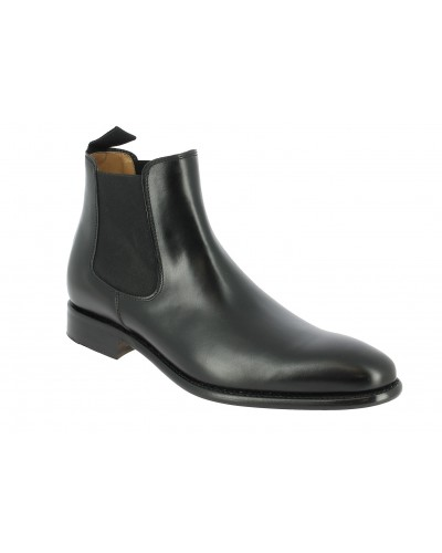 Boot Berwick 946 black leather