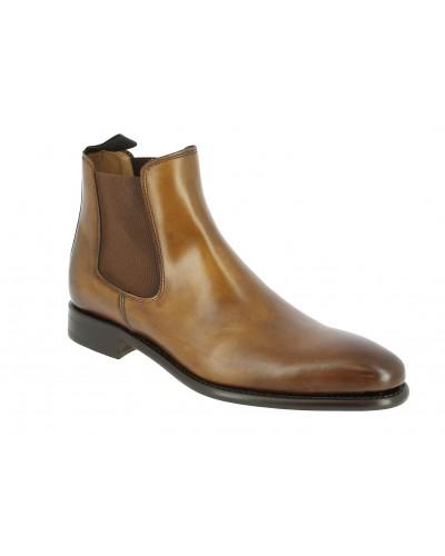 Boot Berwick 946 brown leather
