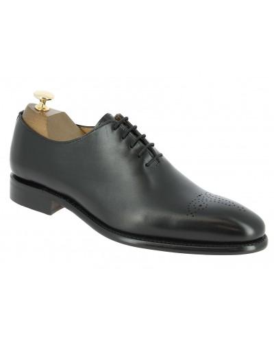 Oxford shoe Berwick 3582 black leather