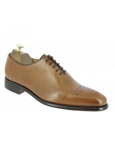 Oxford shoe Berwick 3582 blond leather