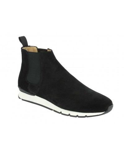 Sneakers boot Center 51 13004 black suede