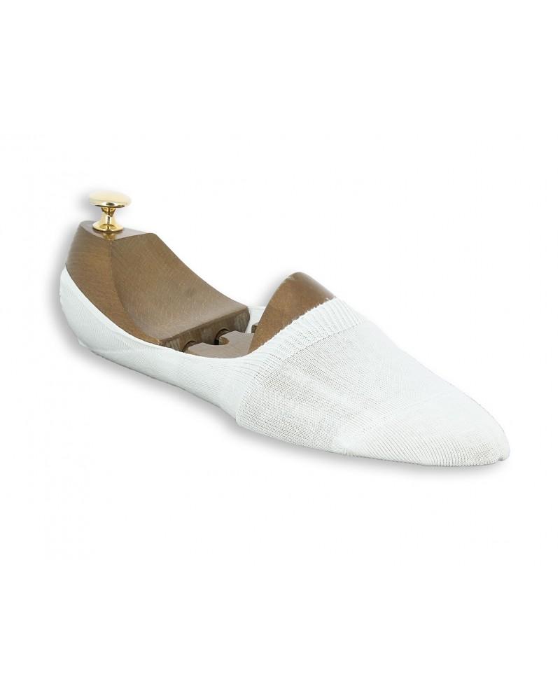 Cotton ankle socks white