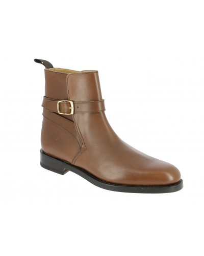 Boot Center 51 6191 Reno brown leather