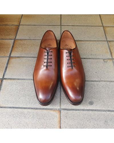 Oxford shoe Berwick 2585 brown leather