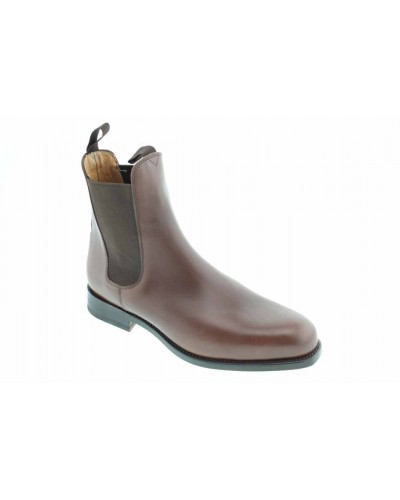 Boot John Mendson 6192 brown leather