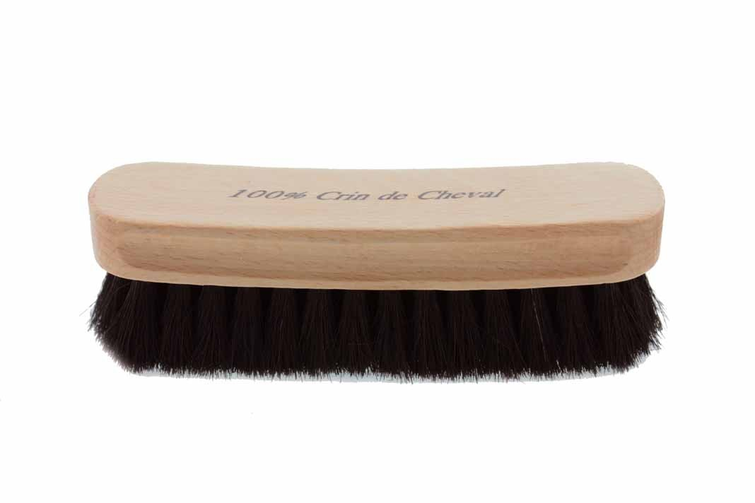 Horsehair Shoe Brush Review