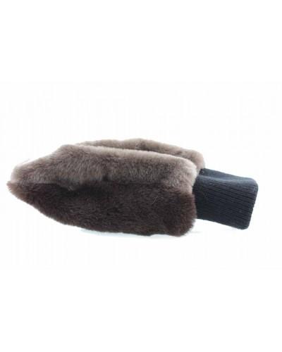 polishing glove sheepskin